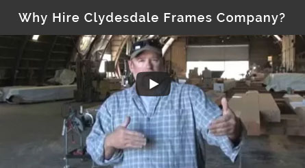 Custom Timber Frame Homes | Clydesdale Frames Co